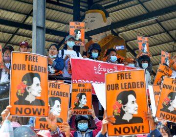 Birmania: imputan un delito más a presidenta electa tras jornada de represión militar