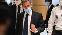 Expresidente de Francia Nicolas Sarkozy es condenado a 3 años…