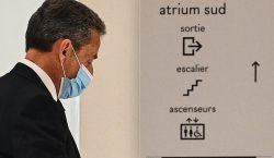 Expresidente de Francia acudirá al Tribunal Europeo tras ser condenado…