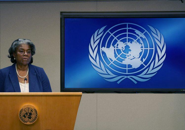 Rusia evita que Siria rinda cuenta por uso de armas químicas, denuncia EU ante la ONU