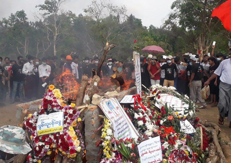 Birmania: ONU pide medidas duras contra ejército tras la muerte de 38 manifestantes