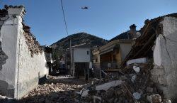 Al menos once heridos tras un sismo de magnitud 6.3…