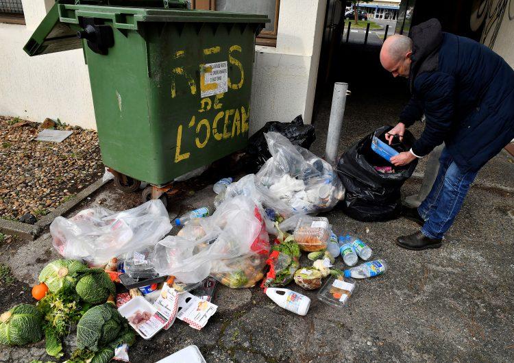 Un 17 por ciento de los alimentos en todo el mundo se desperdician: informe