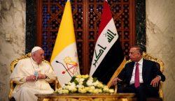 """""""Que callen las armas"""", reclama el papa en su histórica…"""