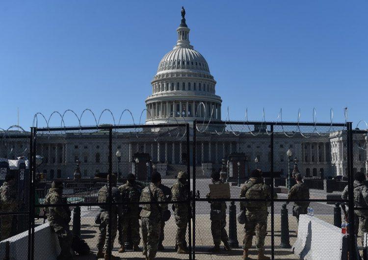 Policía del Capitolio solicita extender el despliegue de la Guardia Nacional en Washington