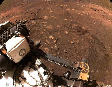 Así suenan los disparos láser en Marte registrados por Perseverance