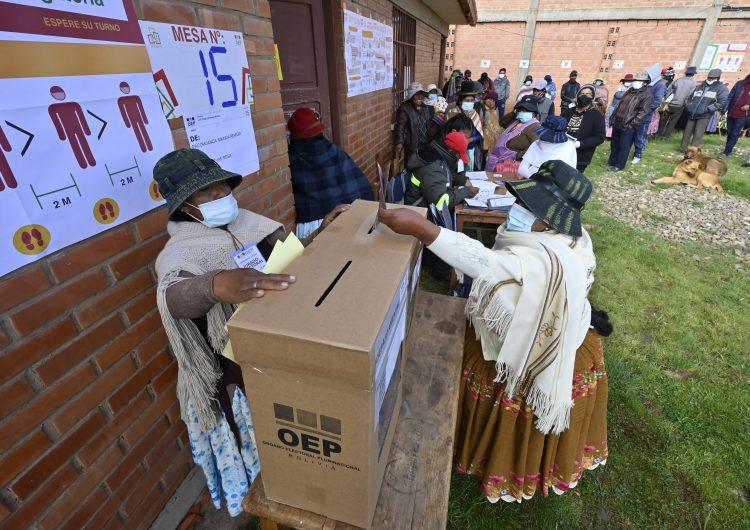 Elecciones Bolivia: oposición se perfila como favorita para conseguir las alcaldías
