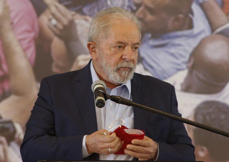 Lula da Silva pide a los brasileños 'no seguir ninguna decisión imbécil' del presidente Bolsonaro