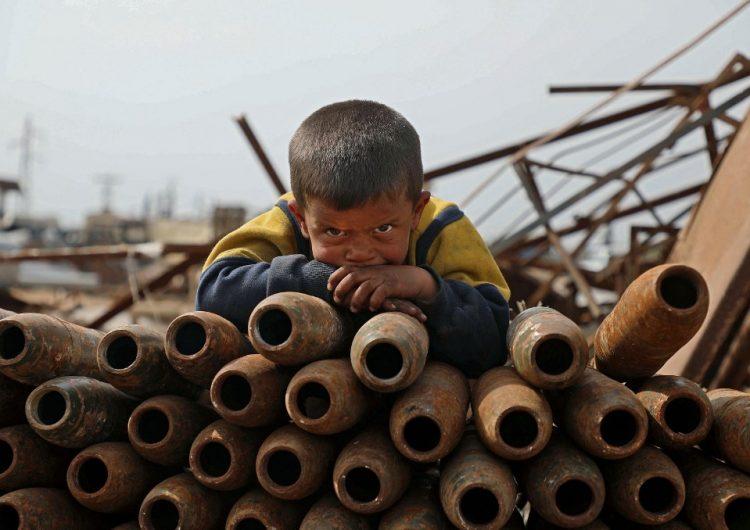 Casi 12,000 niños han muerto o han sufrido heridas por diez años de guerra en Siria