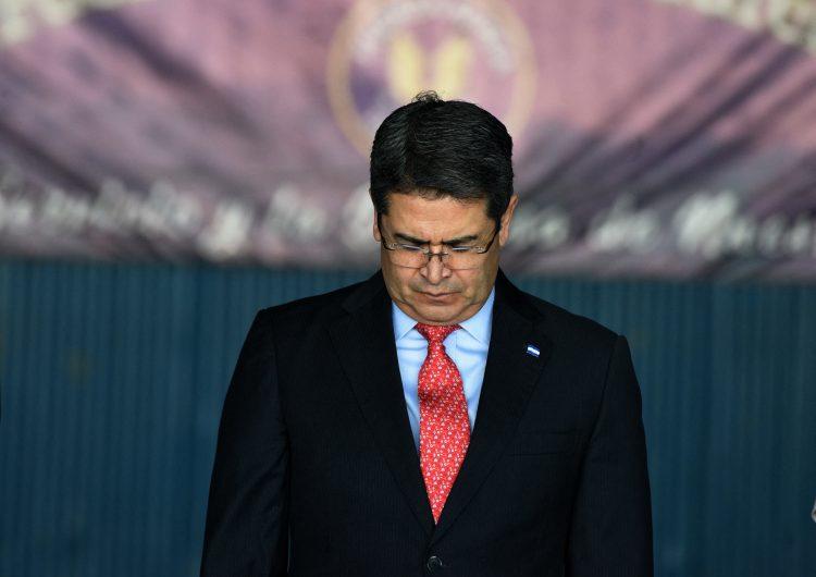 Exlíder del cártel Los Cachiros testifica que sobornó al presidente de Honduras y a dos exmandatarios más