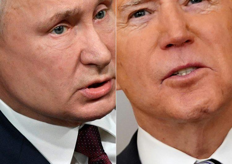 'El que lo dice lo es', responde Putin a Biden, que lo consideró un 'asesino'