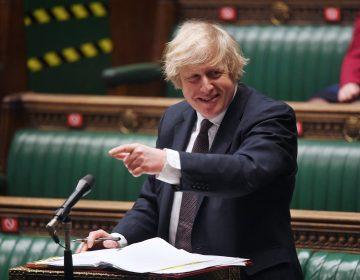 "Boris Johnson da voto de confianza a AstraZeneca: ""Pronto me pondré la vacuna"""