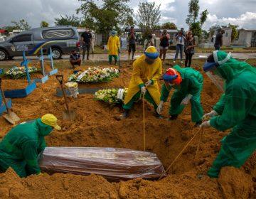 Brasil supera las 300,000 muertes por coronavirus