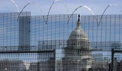 Capitolio es resguardado por 5,000 tropas de la Guardia Nacional…