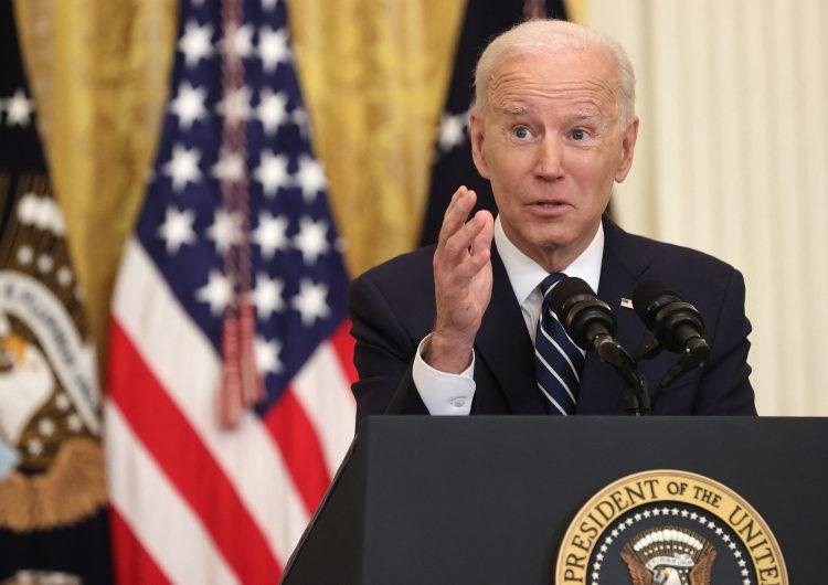 Biden: EU dará una 'respuesta acorde' si Corea del Norte decide una escalada en sus ensayos de misiles