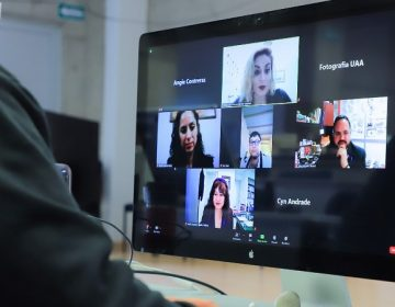 Realiza UAA panel virtual sobre el acceso a la justicia de víctimas de feminicidio