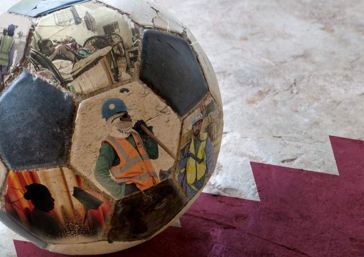 La FIFA debe evitar abusos laborales de migrantes en Catar rumbo al mundial de futbol: Amnistía Internacional