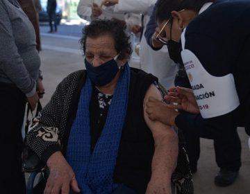 Prevén más puntos de vacunación de adultos mayores en segunda etapa en Aguascalientes