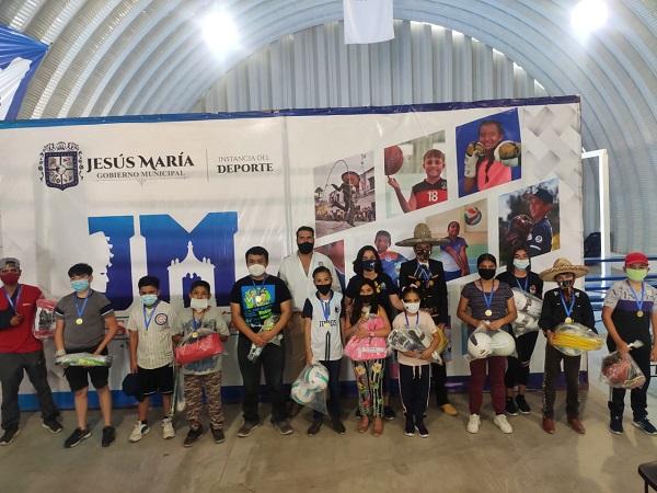 Se realizó el segundo concurso virtual de habilidades deportivas en Jesús María