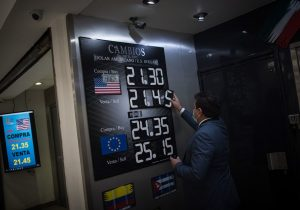 """""""Estabilidad del peso este año dependerá de varios factores"""""""