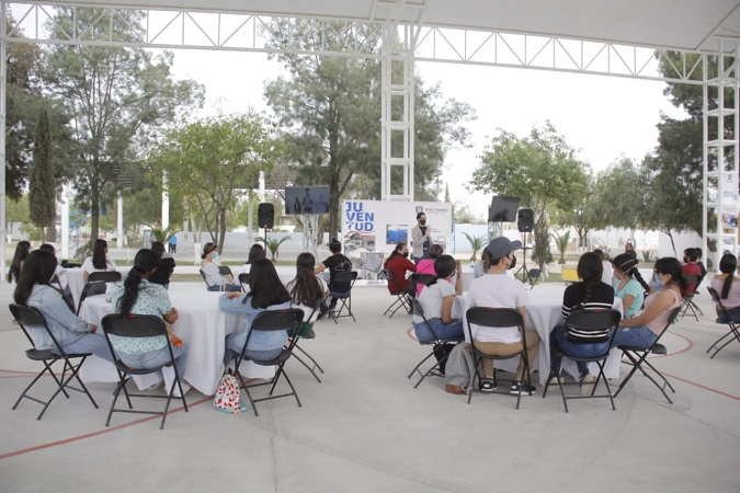 Se realizó Congreso de Jóvenes en Jesús María