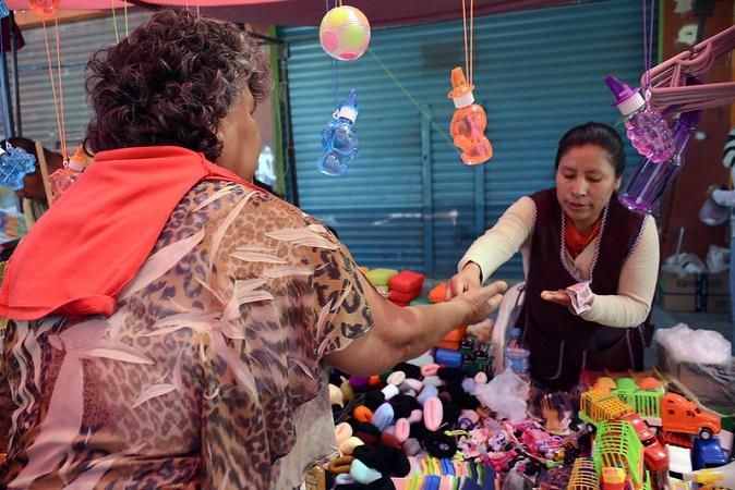 No se prevé repunte en economía de comercios en Semana Santa: CANACO