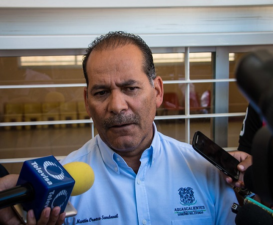 Espera gobernador que en dos semanas Aguascalientes esté en semáforo verde