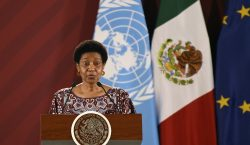 La agenda mundial feminista arrancará en México