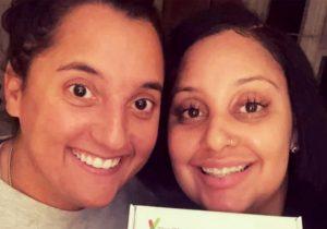 Soy adoptada y conocí a mi mejor amiga en el trabajo; resultó ser mi hermana biológica