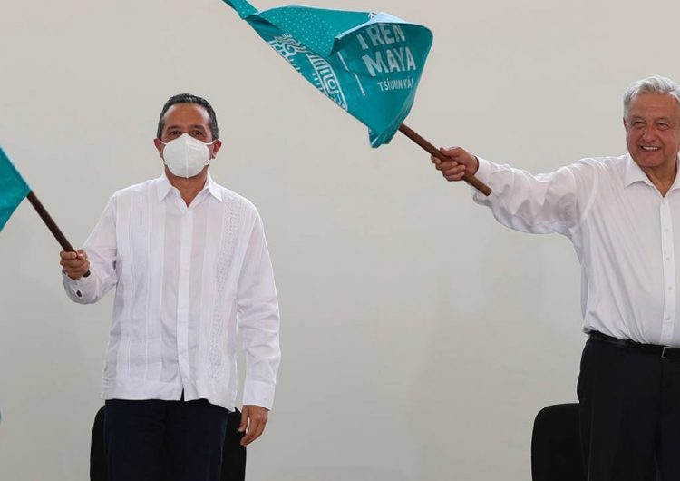 Apoya Carlos Joaquín pacto electoral de AMLO