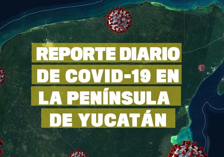 Reporte diario COVID-19 en la Península