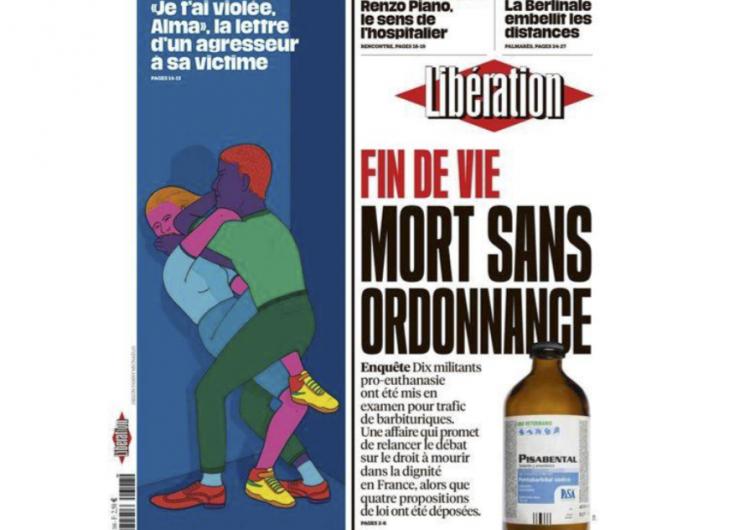 Periódico causa indignación por publicar en portada la carta de un abusador sexual a su víctima