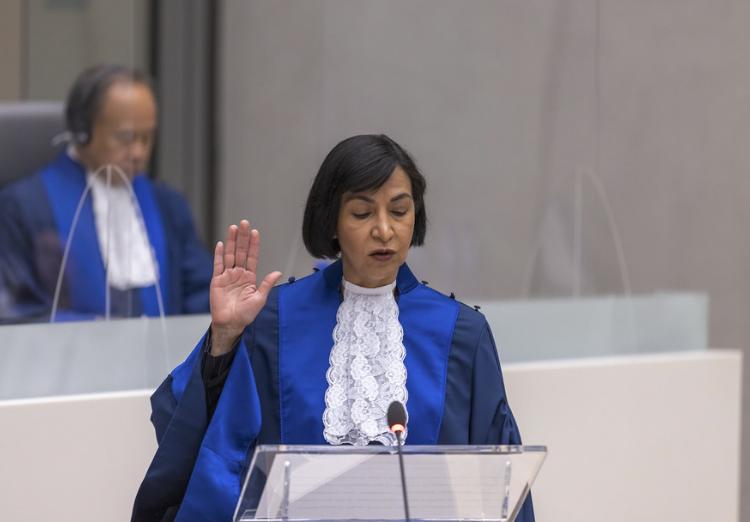 Socorro Flores Liera, la primera mexicana en ser jueza de la Corte Penal Internacional