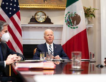 Biden-AMLO: discursos dispares
