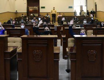 Piden 12 diputados locales licencia a su cargo para contender en proceso electoral