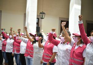 Más de 2 mil 500 mujeres serán agentes rosas en el municipio de Aguascalientes