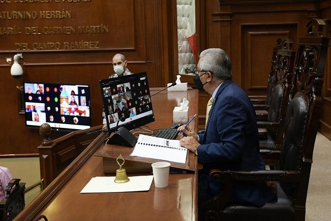 Aprueba Congreso Estatal reformas en equidad de género y desarrollo social