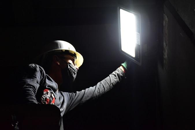 A un 98% de avance, cambio de luminarias LED en el municipio de Aguascalientes
