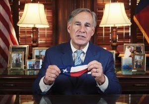 Texas levanta el uso obligatorio de mascarilla y abre su economía al 100%