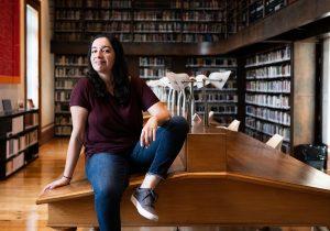 Mis libros son ansiedad, miedo y desesperación: Fernanda Melchor