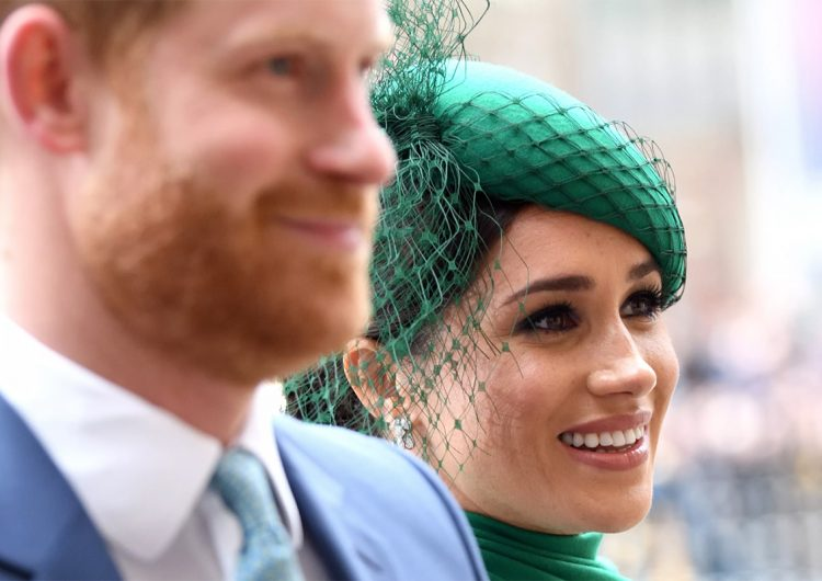 Meghan Markle propina duro golpe a la familia real con un giro racial en entrevista con Oprah