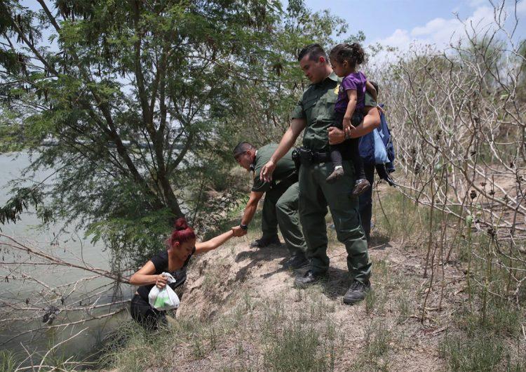 Frontera EU-México: los niños inmigrantes solitarios aumentan las ganancias de los cárteles