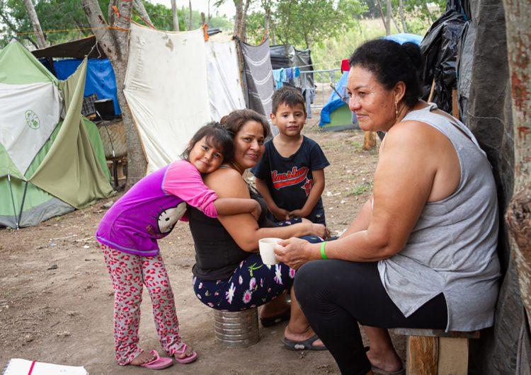 Mujeres migrantes, entre el duelo y el anhelo por recuperar sus vidas