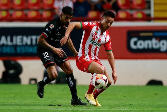 Con gol de último minuto, Necaxa derrota a Bravos