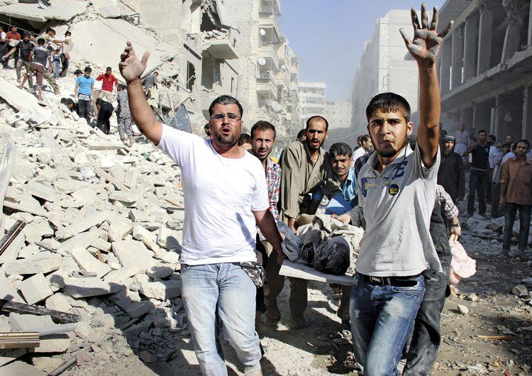 El mortal ataque químico en Siria de 2013 no lo impidió ni la presencia de la ONU