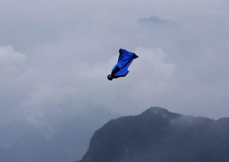 Dimitri Didenko, veterano del paracaidismo, pierde la vida durante una competencia