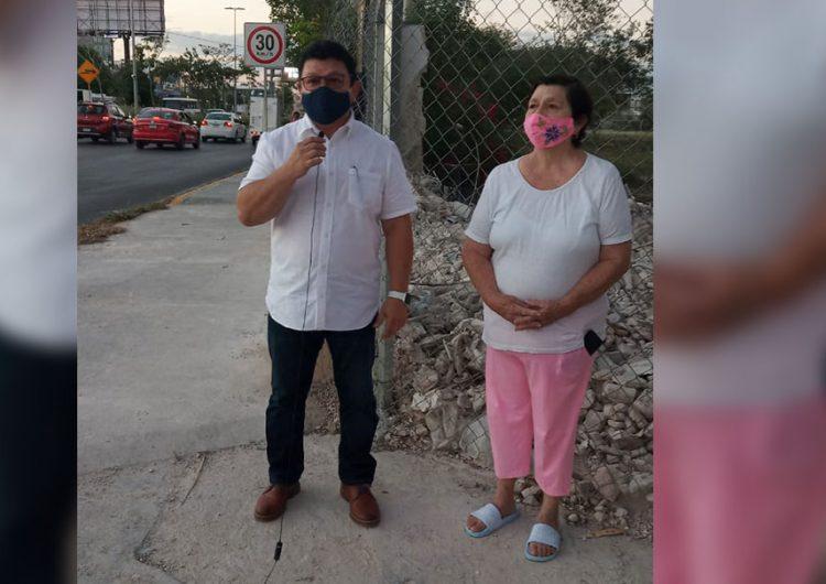 Se amparan dueños de Ponte Xux por destrucción a propiedad