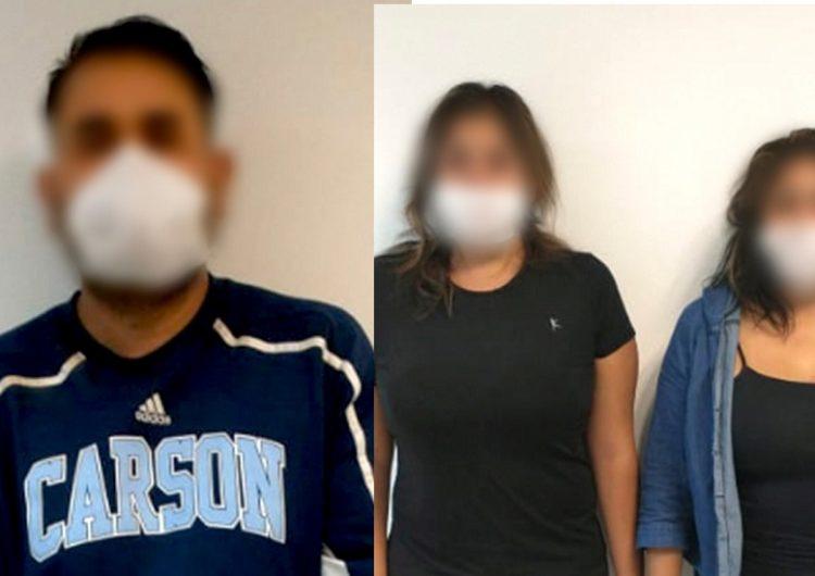 Detienen a tres personas buscadas por desaparición forzada de una enfermera en el Estado de México