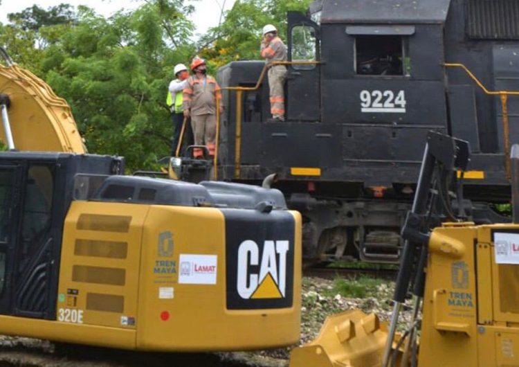 Rebasa expectativas avances en Tren Maya