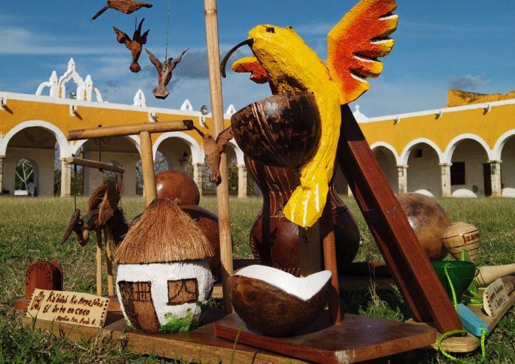 """""""Ka' bo' ob Ku meyajo'ob"""" al rescate de los juguetes tradicionales."""